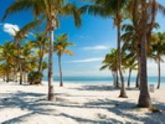 迈阿密西礁岛白沙滩6天游